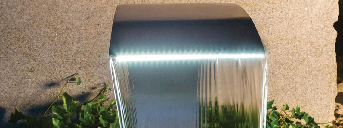 led gartenbeleuchtung seliger licht wassertechnik. Black Bedroom Furniture Sets. Home Design Ideas