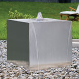 Stainless Steel Fountains from Seliger