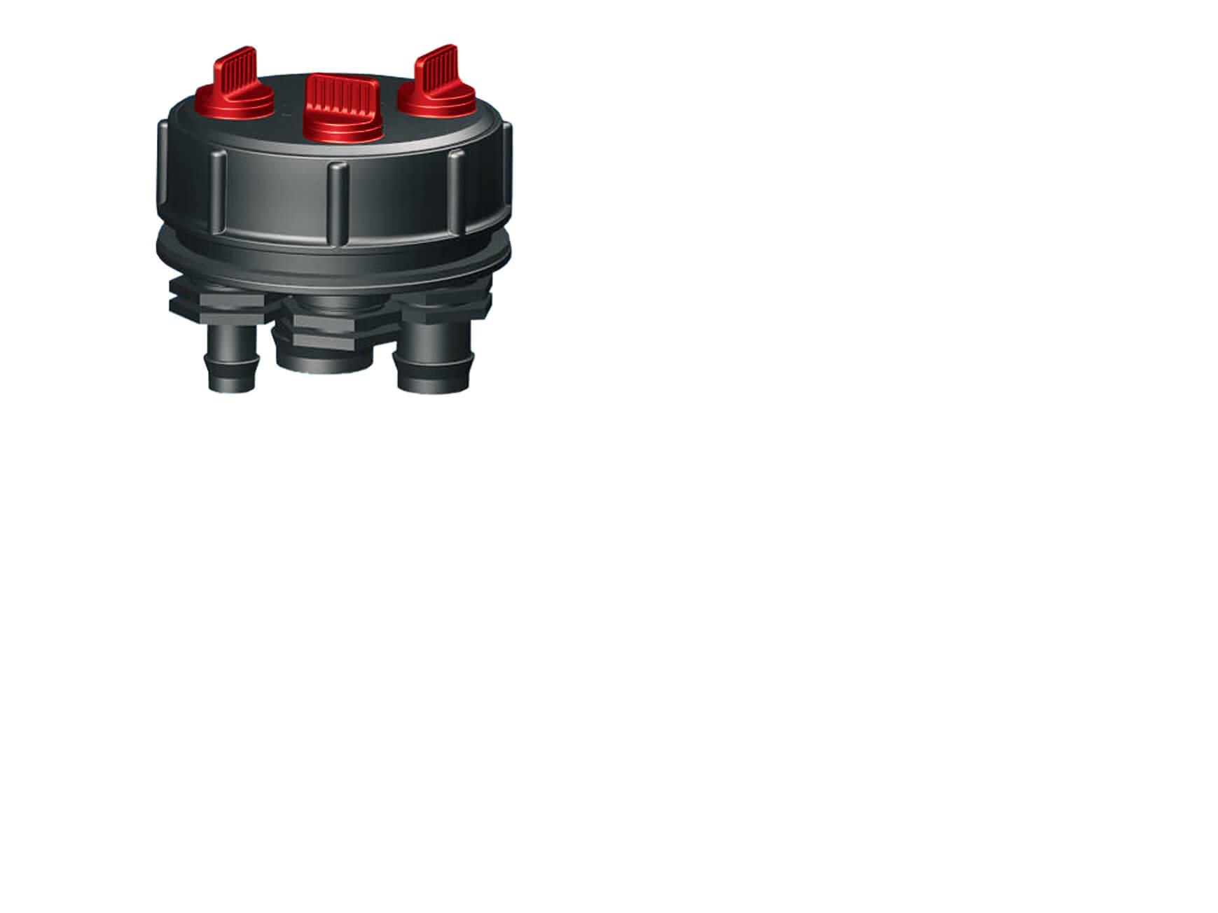 3 - Wege - Wasserventil - Seliger LICHT- & WASSERTECHNIK