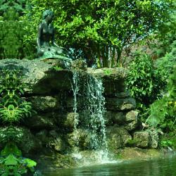Wasserspielpumpen im eigenen Garten von Seliger